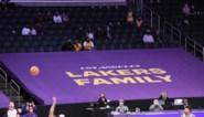 LA Lakers voor het eerst terug met fans sinds uitbraak corona maar winnen lukt niet