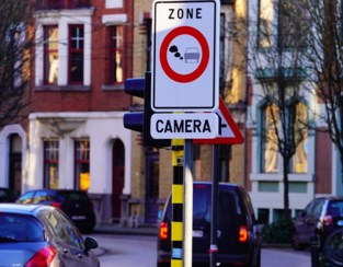 Chauffeurs onterecht beboet in Brusselse lage emissiezone