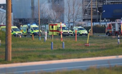 Dode en drie gewonden bij ongeval op Scheldelaan in Antwerpse haven