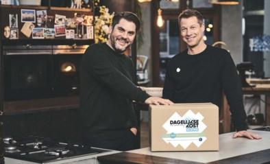 De nieuwe 'Dagelijkse kost'-foodbox van Jeroen Meus: dagelijks aan huis geleverd, maar met stevig prijskaartje