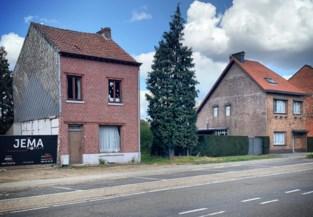 Appartementsblok met twintig woningen in Rozenkranslaan