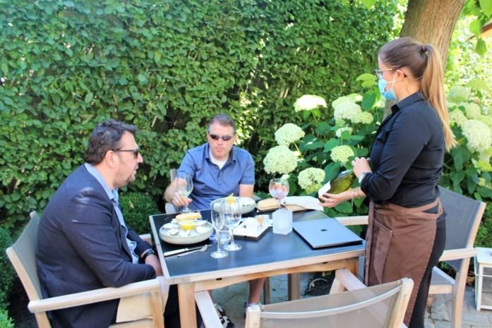 Restaurants zitten met twijfels na beslissing om terrassen te openen vanaf 8 mei