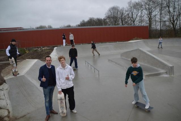 Politie doet gerichte controles aan skatepark