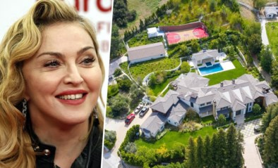 Madonna doet 'koopje' met buitenverblijf: queen of pop koopt landgoed van The Weeknd voor 16 miljoen euro