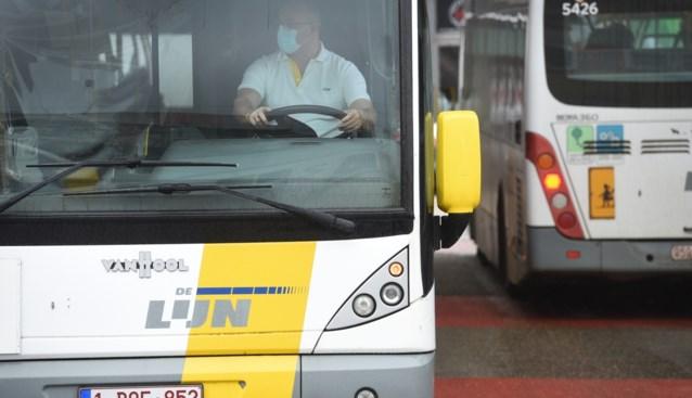 Personen zonder vervoersbewijs en met cannabis op zak geverbaliseerd op lijnbussen
