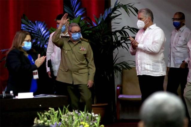 Einde van een tijdperk op Cuba: Raul Castro kondigt afscheid aan