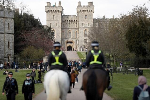 Geen vliegtuigen boven Windsor: Britse koninklijke familie legt laatste hand aan voorbereidingen voor uitvaart prins Philip