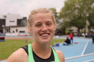 """Ilke Lagrou heeft 60 meter binnen bereik: """"Techniek kan nog beter"""""""