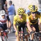Kunnen de mannen in het geel de Amstel Gold Race naar hun hand zetten?