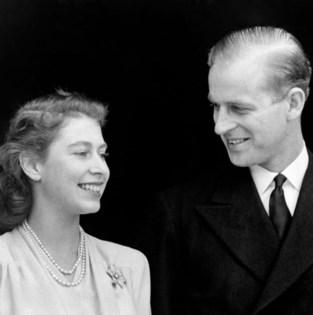 Queen deelt privéfoto's van haar en prins Philip