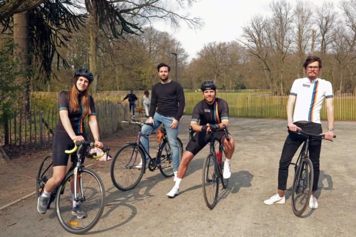 Met Cirque@Trappe op de fiets dwars door Ekeren en Noorderkempen