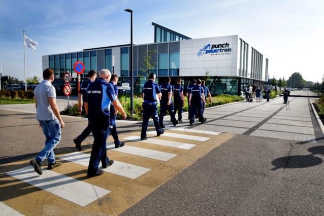 Staking bij Punch Powertrain in Sint-Truiden opgeheven na akkoord