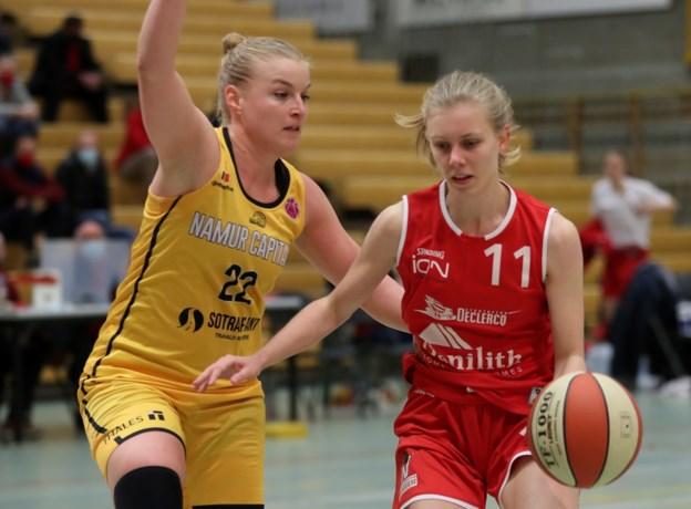 Namen opent met winst in play-offs basketbal tegen Sint-Katelijne-Waver