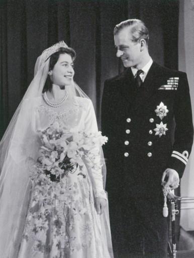 Britse koningin deelt privéfoto's van haar en prins Philip