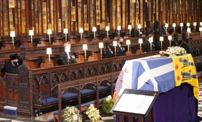 Wat betekende die opvallende vlag op de doodskist van prins Philip?