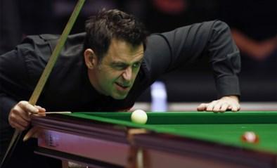 Ronnie O'Sullivan vlot naar tweede ronde in WK snooker