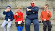 """Jaak Van Assche bezoekt fans op F.C. De Kampioenkamp: """"Kinderen kennen afleveringen beter dan ikzelf"""""""