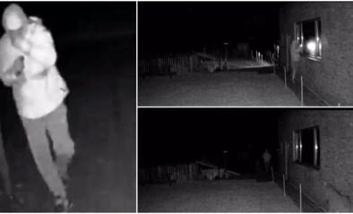 Inbreker probeert huis binnen te dringen, maar dat was buiten deze dieren gerekend
