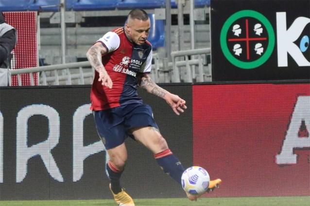 Cagliari en Naiggolan sprokkelen belangrijke driepunter in spektakelmatch tegen Parma