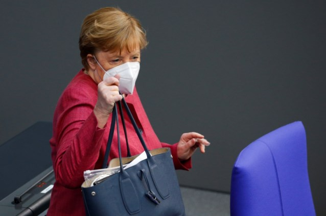Onrust over opvolging Merkel groeit binnen conservatieve kamp