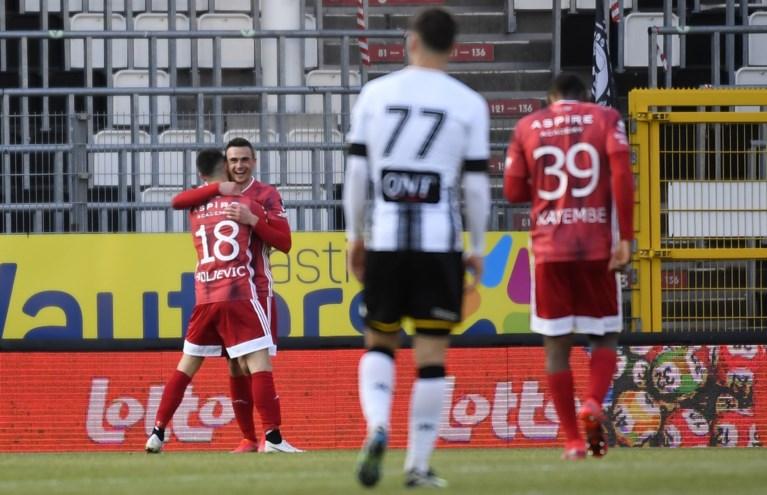 Charleroi verliest tegen Eupen ook laatste match van het seizoen, einde in zicht voor Belhocine