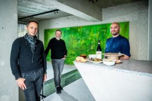 Hasseltse architecten brengen eten en kunst samen in 'Brousse'