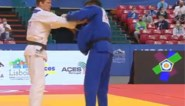 Net niet: Matthias Casse verliest EK-finale judo na ippon