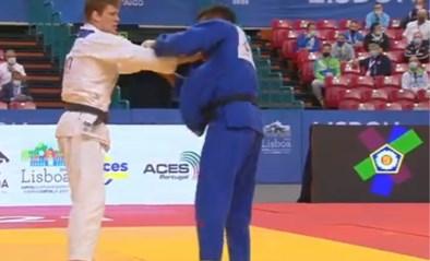Matthias Casse naar halve finale op EK judo na zege tegen landgenoot Sami Chouchi die ook herkansing niet overleeft