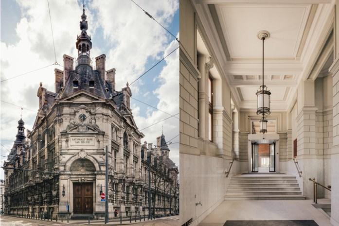 Na acht jaar leegstand: eerste bewoner Nationale Bank is bekend