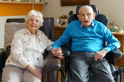 """Emiel en Yvonne zijn met 78 jaar het langst getrouwde koppel van Vlaanderen: """"Ons geheim? Ik denk dat je geluk moet hebben"""""""