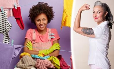 Vergeet de rits niet en let op met parfum: onze huishoudexperte Zamarra Kok geeft tips om je kleren langer mooi te houden