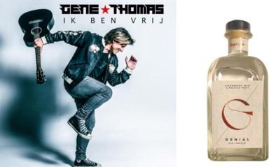Gene Thomas lanceert naast nieuw nummer ook eigen gin (maar laat kans liggen met de naam)