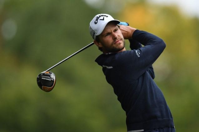 Detry zakt naar 37e stek in Austrian Open golf