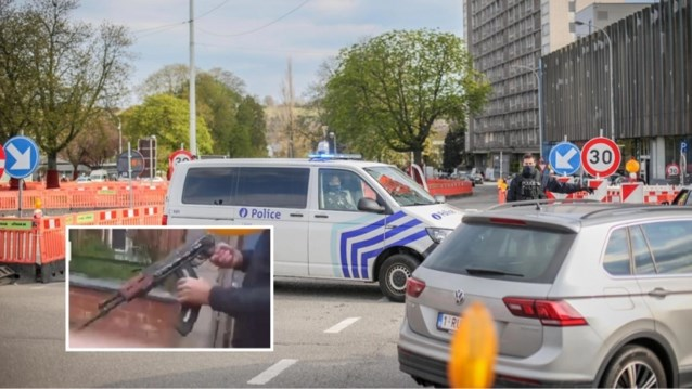 Niet-Belgen die betrokken waren bij vechtpartij in Luik kunnen land worden uitgezet