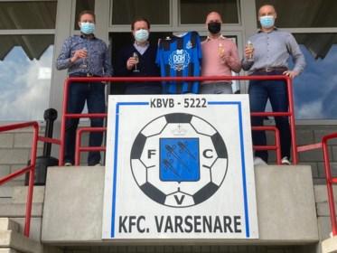 FC Varsenare promoveert T2 Stefaan Ameel tot T1 en lanceert B-ploeg in vierde provinciale
