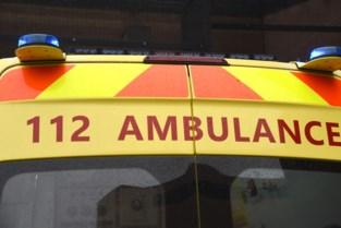 Drie gewonden bij ongeval in Bree