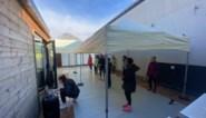 Dansen onder de tent bij Ballerino