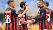 AC Milan blijft tweede na thuiszege tegen Genoa