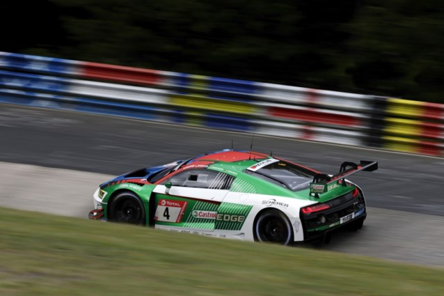 Frédéric Vervisch eindigt op negende plaats in 3 Uur van Monza
