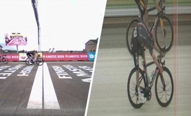 Waarom het zo lang moest duren om te bewijzen dat Van Aert de Amstel Gold Race won