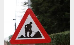 Kalfstraat wordt halve meter breder, werken duren tot 12 mei