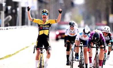 Marianne Vos de sterkste in Amstel Gold Race, volledig Nederlands podium