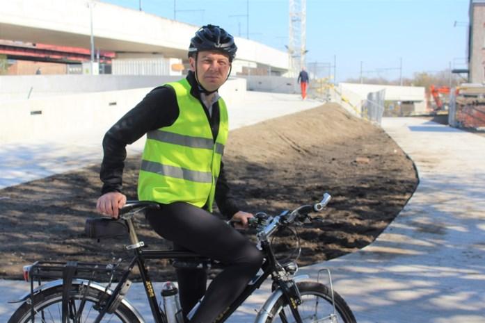 Mechelse Fietsersbond heeft kritiek op net geopende fietspuzzel op Leuvensesteenweg