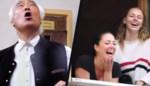 Kandidaten 'De mol' gewekt door Japans-Duitse jodelaar, waarna leuke verrassing volgt