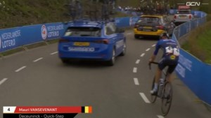 """Mauri Vansevenant toont zich ook in Amstel Gold Race: """"Of ik nu mee kopman mag zijn? Laat me maar wat in de schaduw rijden"""""""