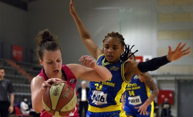 Castors Braine-Namur Capitale is de basketbalfinale bij de vrouwen