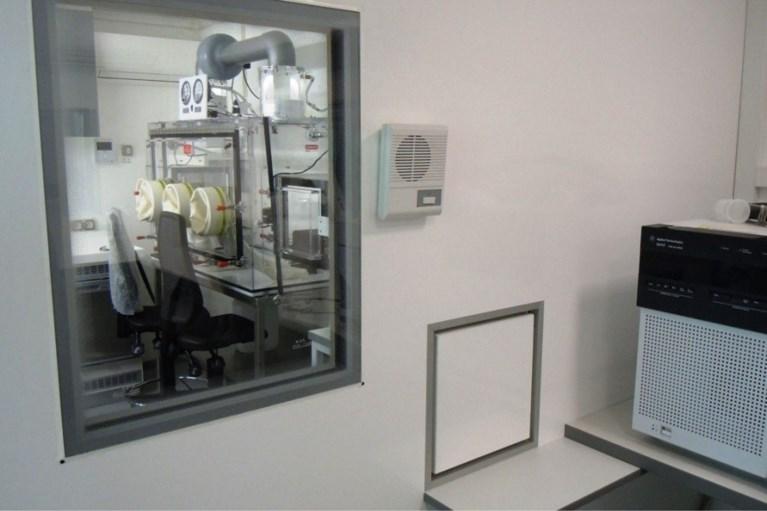 Het mobiele labo dat moet ingrijpen bij een nieuwe terreuraanslag