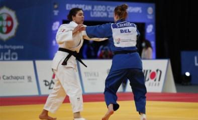 EK judo: Sophie Berger is na amper halve minuut uitgeschakeld