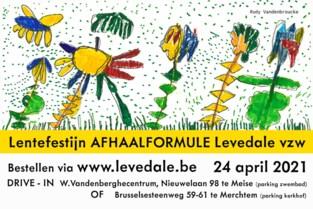 VZW Levedale geeft Lentefestijn in afhaalformule