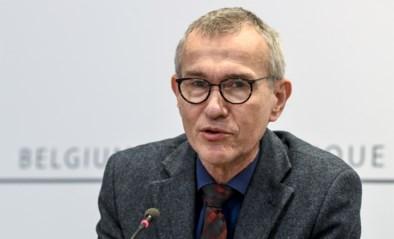 """""""Onder twee voorwaarden"""": Frank Vandenbroucke benadrukt nog eens dat heropening van terrassen nog niet zeker is"""